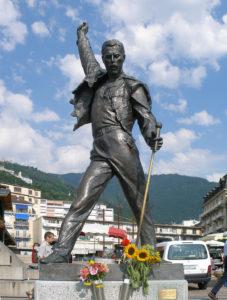 Freddie Mercury Montreux